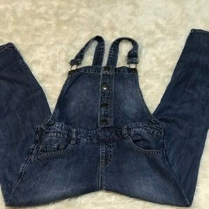 Cat&Jack girls overalls-super soft!